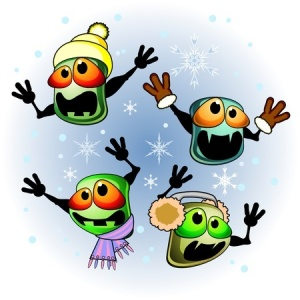 cold germs