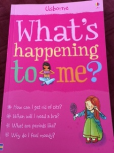 whats happening to me book
